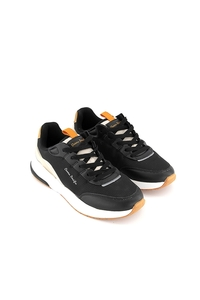 Used Men Sports Shoes Black in Dubai, UAE