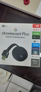 Used Chromecast Plus in Dubai, UAE