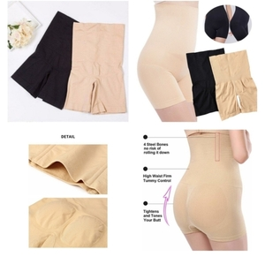 Used Breathable Shaper Shorts 2 PCS NEW in Dubai, UAE
