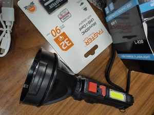 Used BUY 01 Fastre SD card Free 01Flash light in Dubai, UAE