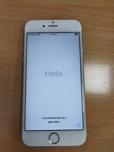 Used iPhone 6S 16GB Gold in Dubai, UAE