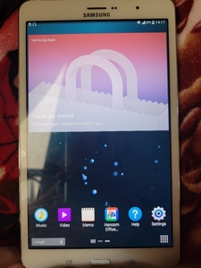 Used Samsung Galaxy Tab 8.4inch(2014) in Dubai, UAE