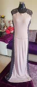 Used Mango Long dress in Dubai, UAE