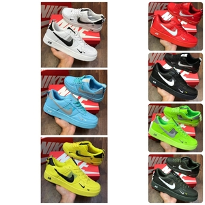 Used Nike airforce 1 shoes in different color in Dubai, UAE