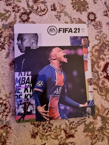 Used FIFA 21 Steelbook Edition for PS4/PS5 in Dubai, UAE