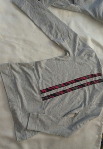 Used Dune sweatpant and sweat shirt grey smal in Dubai, UAE