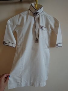 Used Arabic embroided dress in Dubai, UAE