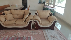 Used Sofa set and carpet price will decide if in Dubai, UAE