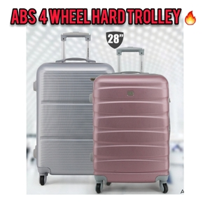 Used 4 WHEEL HARD TROLLEY in Dubai, UAE