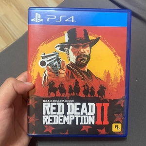 Used red dead redemption 2 ps4 in Dubai, UAE