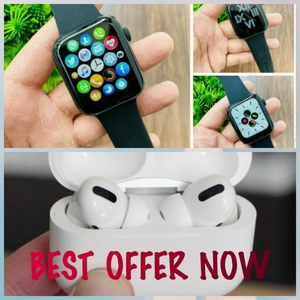 Used A11 SMART  WATCH WITH FREE PODS PRO in Dubai, UAE