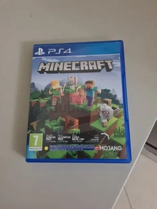Used Minecraft - PS4 - As New in Dubai, UAE