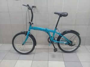 Used Foaldable bicycle for sale 20 Inch. in Dubai, UAE