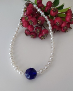 Used Hand made pearl necklace in Dubai, UAE