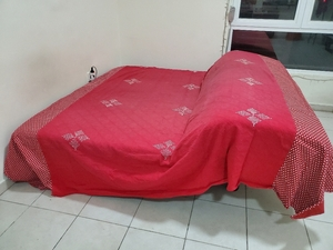 Used Recliner King size bed (medicated) in Dubai, UAE