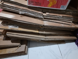 Used Home moving and shifting size cartons in Dubai, UAE
