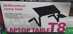 Used Laptop table with air cooler in Dubai, UAE