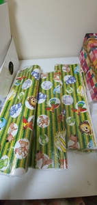 Used Bundle of gift wrapping paper in Dubai, UAE