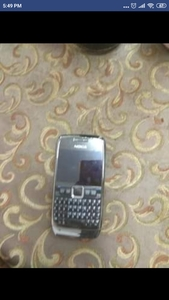 Used Nokia E71made in Finland working excelle in Dubai, UAE