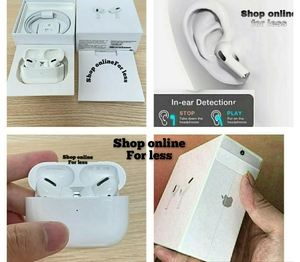 Used Appy Airpods Pro3 1st master edition cpy in Dubai, UAE
