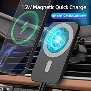 Used 15W Wireless Car Charger Phone Holder♧ in Dubai, UAE