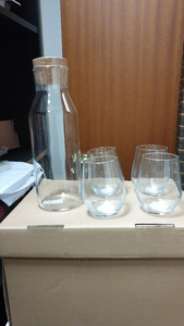 Used Set of 5 as in picture in Dubai, UAE