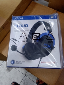 Used Hyper X cloud Headset for PS4&PS5 in Dubai, UAE