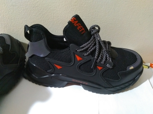 Used Light weight safety shoes 1 pair in Dubai, UAE