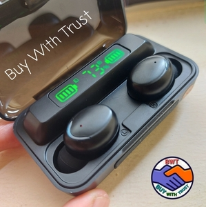 Used F9 Earbuds Orginal Pictures HD Quality in Dubai, UAE