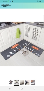 Used multifunctional kitchen mat.the chef hat in Dubai, UAE