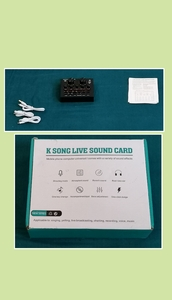 Used Song live sound card in Dubai, UAE