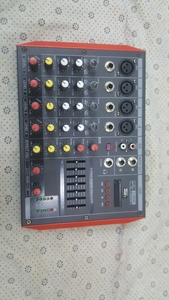 Used 6-Channel Mixing Console Mixer in Dubai, UAE