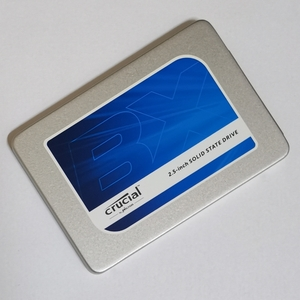 Used Brand New Crucial 240 GB SSD Never Used in Dubai, UAE