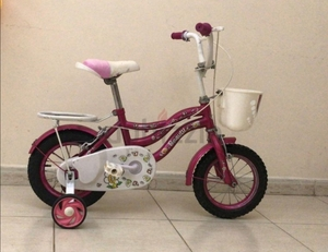 Used Child bicycle with Adjustable Seat in Dubai, UAE