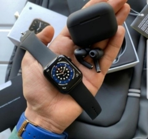 Used W26+ AND AIRPODS PRO NEW PACKED COMBO DE in Dubai, UAE