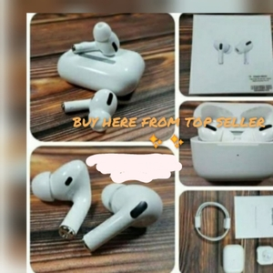 Used APPLE AIRPODS PRO NEW PACKED GET NOW in Dubai, UAE