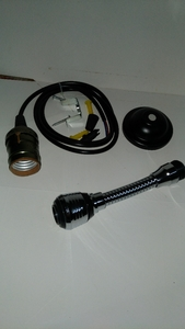 Used Bulb holder and with shower in Dubai, UAE