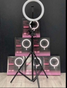 Used RING FILL LIGHTS FREE STAND LIGHT 🤣 in Dubai, UAE