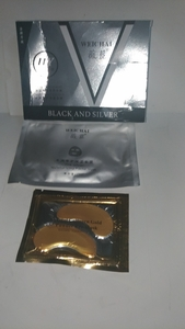 Used Much arising face mask with eyes gold ma in Dubai, UAE