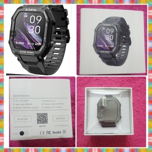 Used Smart Watch Touch Screen Heart Rate in Dubai, UAE