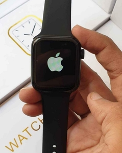 Used Smart watch series 6 with Logo New 2021 in Dubai, UAE