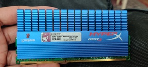 Used Kingston Hyperx DDR3 memory 6GB RAM in Dubai, UAE