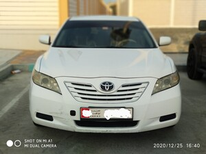 Used Camry 2008 model in Dubai, UAE