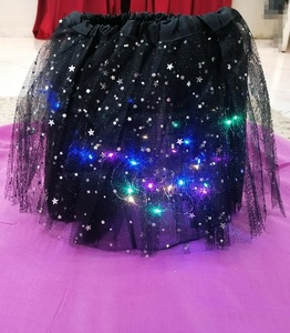 Used Girl led light skirt black one size fit in Dubai, UAE