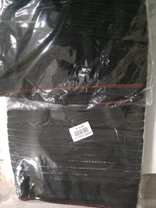 Used V belt Black 2pcs XXL in Dubai, UAE