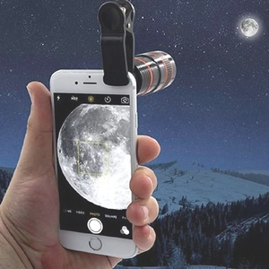 Used universal zoom mobile phone telescope le in Dubai, UAE