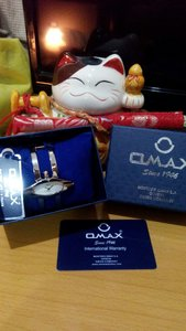Used Authentic Omax Bangle Watch in Dubai, UAE