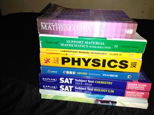 Used 9 science school books for sale in Dubai, UAE