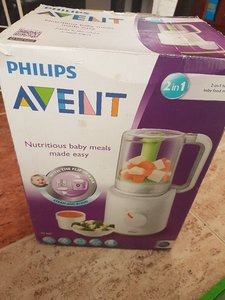 Used Avent 2 in 1 Baby Food Maker in Dubai, UAE