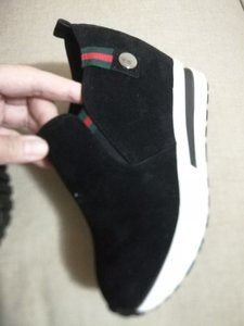 Used New ladies shoes size 35 Gucci design in Dubai, UAE